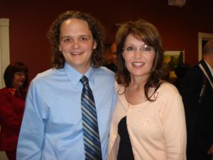 Great to meet Sarah Palin